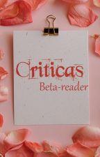 [ABIERTO] Críticas (y beta-reader) by JVRomma
