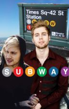subway (muke au) by daisycoveredmgc
