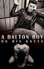 A Dalton Boy on His Knees by fmhartz91
