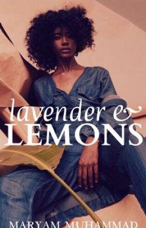 Lavender & Lemons by BlackCeramicDoll