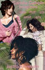 Camila Cabello Imagines by justfuckinreadin