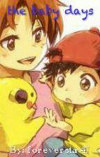 ⭐the baby days⭐ Reader x Pokemon Characters by foreverstar47