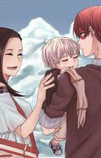 My Son ( a my hero acedmia fanfic) by animehero15