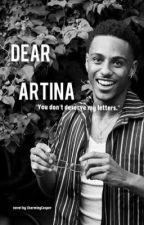 Dear Artina || Keith Powers by CharmingCasper