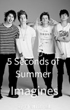 5SOS Imagines by Fluffkins11