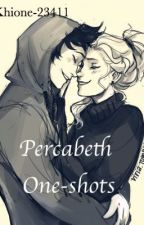 Percabeth one-shots by miraculous-katsukii