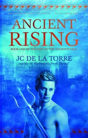 Ancient Rising by JasonDeLaTorre8