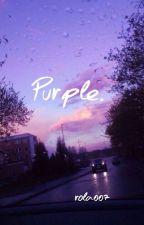 Purple.  by rola007