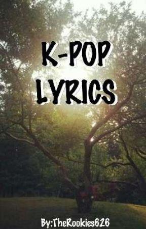 K-POP LYRICS 3 - SHINee - I Want You - Wattpad