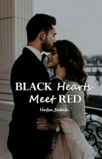 Black hearts meet Red by Hafsa_Sabih