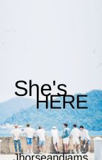 She's here by Jhorseandjams