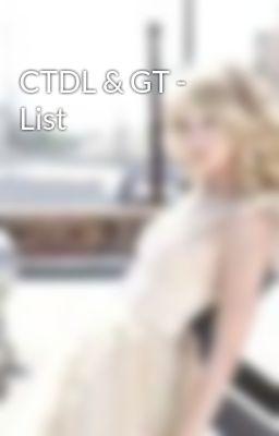 CTDL & GT - List