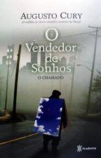 Frases do livro ''o vendedor de sonhos'' by Skye918273