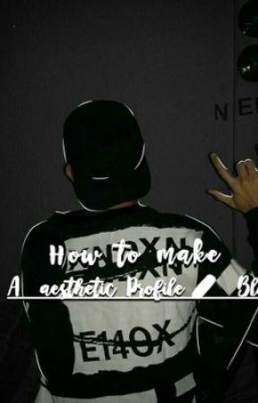 How to make a aesthetic profile - ˢᵞᴹᴮᴼᴸˢ thingy - Wattpad