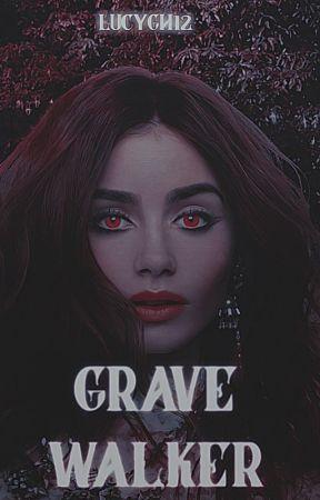 GRAVEWALKER|| GRAPHIC PORTFOLIO by lucygh12