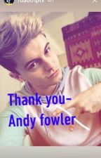 Thank you- Andy fowler by TiffanySutton679