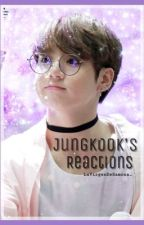 ~ Jungkook's Reactions ~ español by LaVirgenDeRamona_
