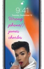 Wrong phone number// james charles by tato4life