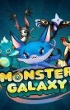 MONSTER GALAXY by preafyx