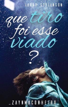 Que Tiro Foi Esse Viado?//Haroldo Eduardo estilos fanfiction by _zaynmaconheiro_