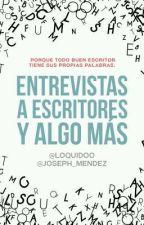 Entrevistas a Escritores y Algo Más!! by JLA_Signatures