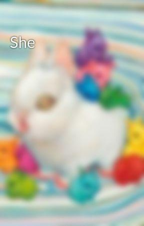 She  by PinkFluffyBunny11