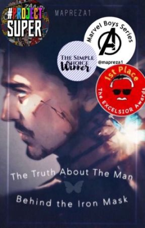 "【1""THE TRUTH ABOUT THE MAN BEHIND THE IRON MASK""】Tony Stark x Reader by thecodyfern"