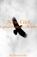 New Girl (Various!Haikyuu x Reader) ON HOLD by SarcasmOIsOKey