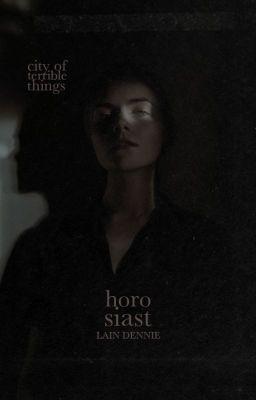 (12 cs) Horosiast - City of terrible things