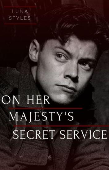 On Her Majesty's Secret Service ~ H.S.