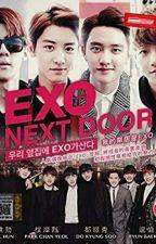 EXO NEXT DOOR by Kheyla88