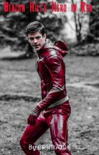 Beacon Hills' Hero in Red  by GR1M70CK
