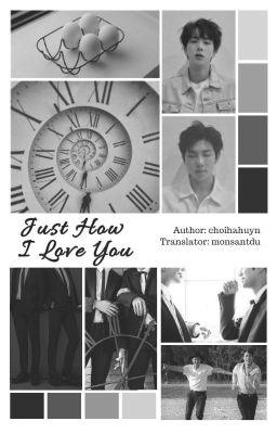 Đọc truyện [RM/SEOKJIN][TRANS] Just How I Love You