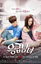 Emergency couple (Running man version) by cookiebear123435