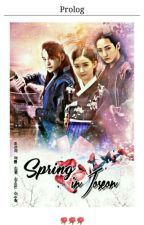 (HIATUS) SPRING IN JOSEON [LADY OF THE DYNASTY]  by Chery_lips