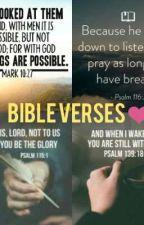 BIBLE VERSES ❤ by JamaicanQueen7