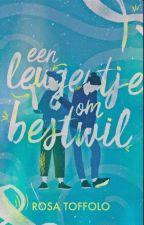 Een Leugentje Om Bestwil [ON HOLD] by pluispanda