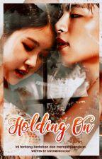 Holding On; Junhoe x Rose by kwonbinology