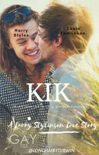 KIK.// Larry Stylinson. by LongHairedIrwin