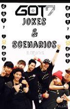 GOT7 JOKES & SCENARIOS by purplixtix18