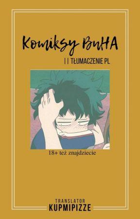 Komiksy BnHA || Tłumaczenie by KupMiPizze