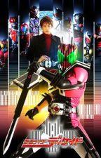 Yo solo soy un Kamen Rider  que venia de Paso !Recuérdenlo¡ by VRBLZK