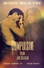 Compulsive (Robert Downey, Jr.) by JustAlilfan