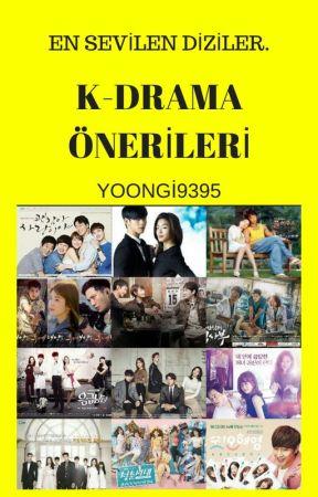 K-DRAMA ÖNERİLERİ -TAMAMLANDI- by Yoongi9395