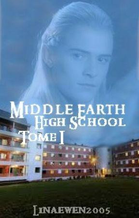 Middle earth High School - Les problèmes ne font qu'empirer by Linaewen2005