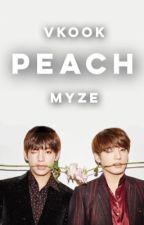 PEACH | VKOOK by -myze-