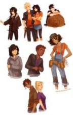 PJO/HOO Gender-Swap by JASPERisHERE