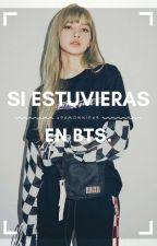 """ Si estuvieras en BTS. [🥀] "" by Angelzut"