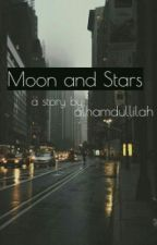 Moon and Stars by alhamduliilah