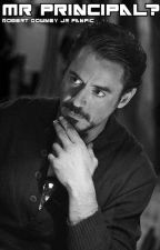 Mr Principal (A Robert Downey Jr Fan Fiction)  by ActorFanFictions